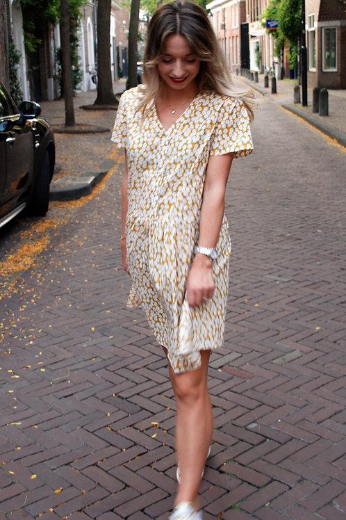 Desi Dress Yellow