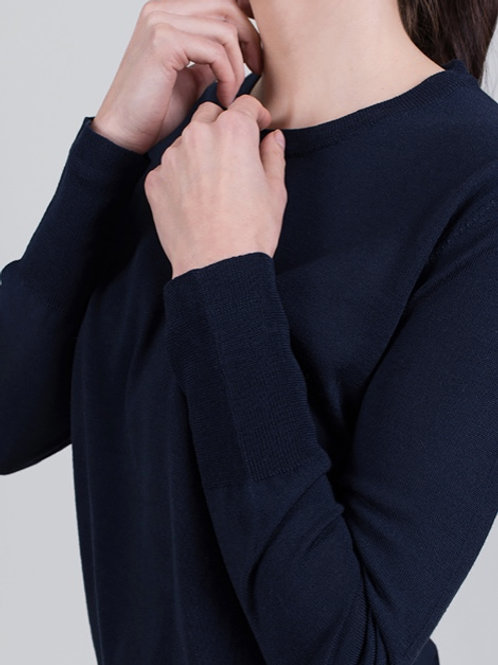 The Clothed Crew Neck Merino Pullover
