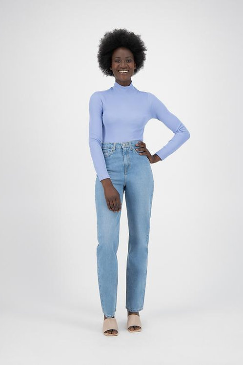 Mud Jeans Relax Rose ECO Blue Wash
