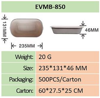 Meal Box 850ml