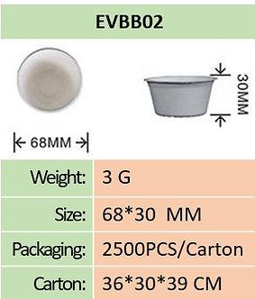 Bagasse Bowl 2oz ( 50ml )