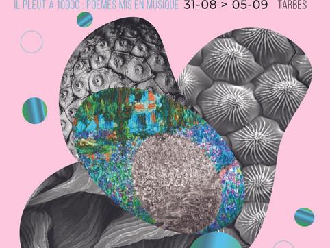 Affiche festival Le Commun