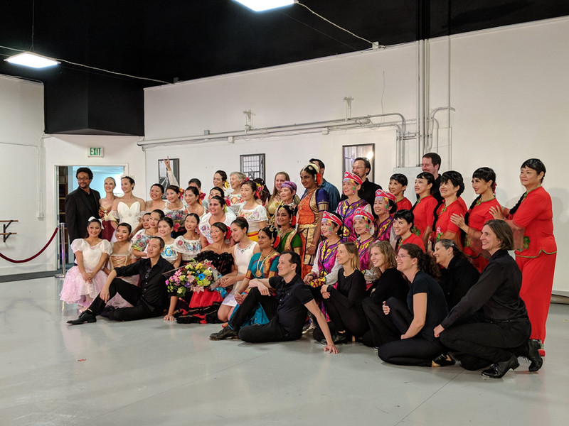 Bay Area Adult Dancer Showcase