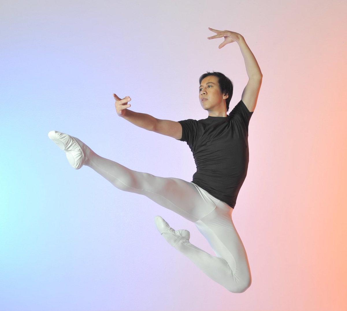 Yu Xin Ballet Master Class in SSF