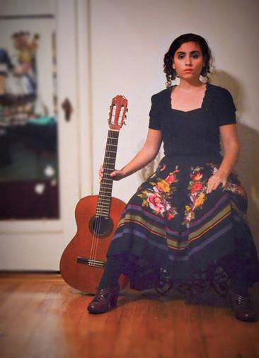 """""""La guitarra que me toca"""""""
