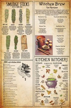 Kitchen Witchcraft