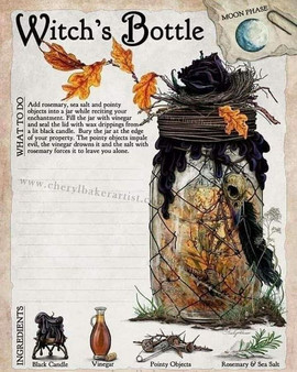 Witch's Bottle
