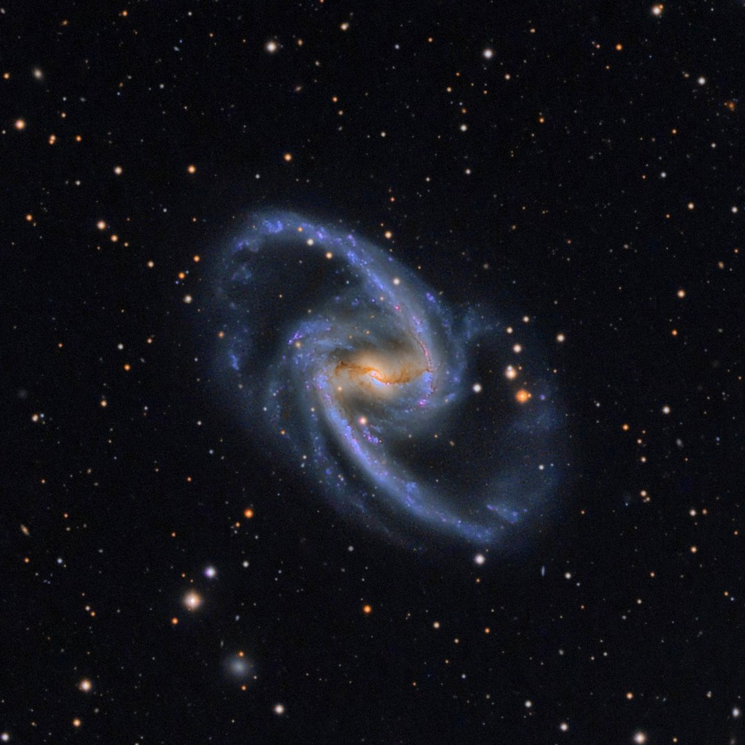 The Great Barred Spiral