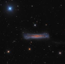 Hamburger Galaxy