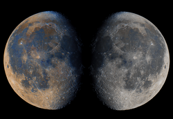 Mineral Variations on the Moon