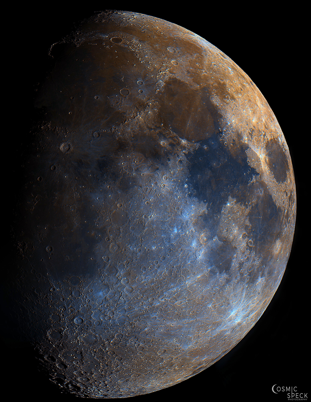 Moon Mosaic