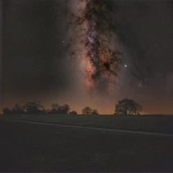 Milky Way River Road, LA