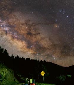 Milky Way from Colorado