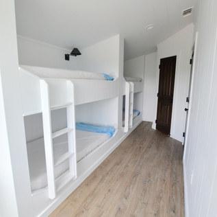 Shiplap Bunk Beds