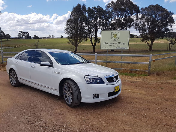 executive driving canberra wine tour gallagher wines