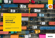 Decarbonising Road Freight: Getting into gear