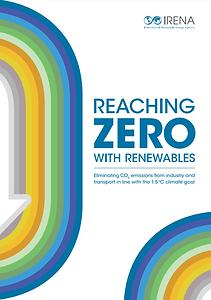 Reaching Zero with Renewables
