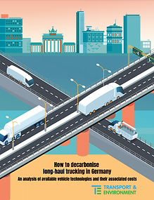 How to decarbonise long-haul trucking in Germany