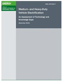Medium- and Heavy-Duty Vehicle Electrification