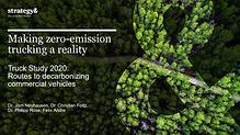 Making zero-emission trucking a reality