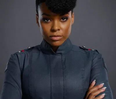 Demetria McKinney On How Janine Relates To Her Role As Anacostia In 'Motherland: Fort Salem'