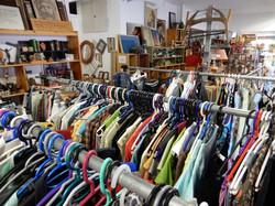 Kleider-Abteilung