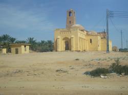 ancienne église catholique DJAMAA