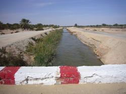 canal de Constantine à Ouargla