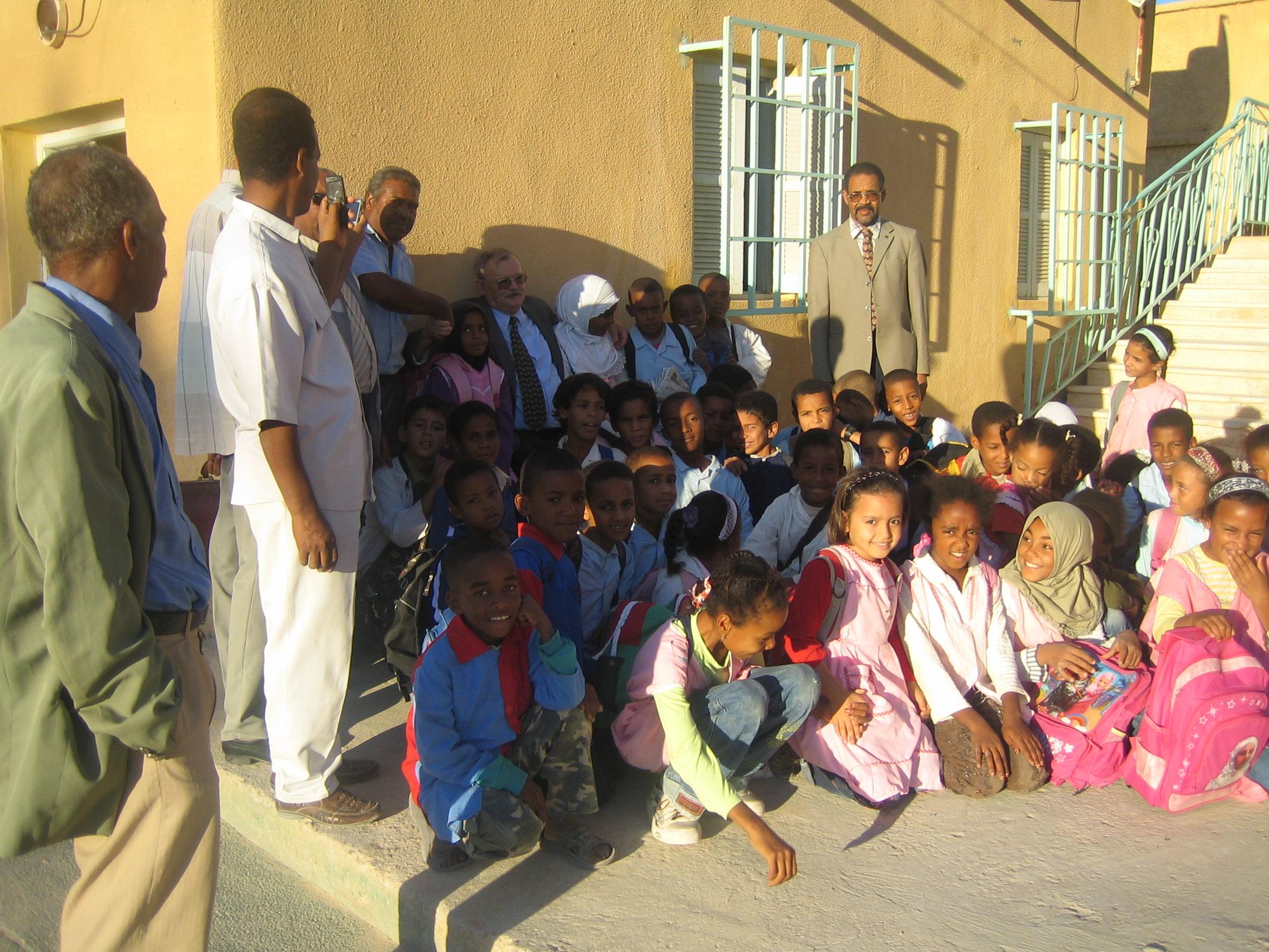 Ecole primaire à TIGDIDINE