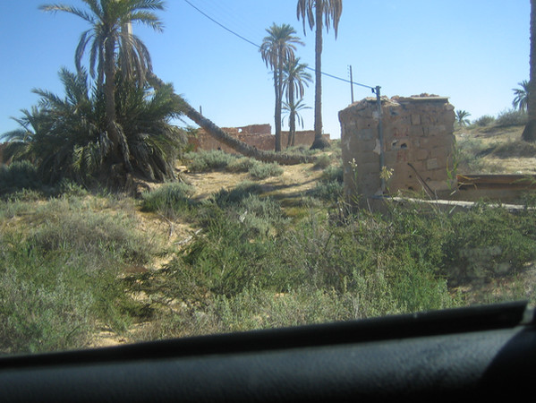 VOYAGE DE JEAN PIERRE AU SAHARA - RETROU