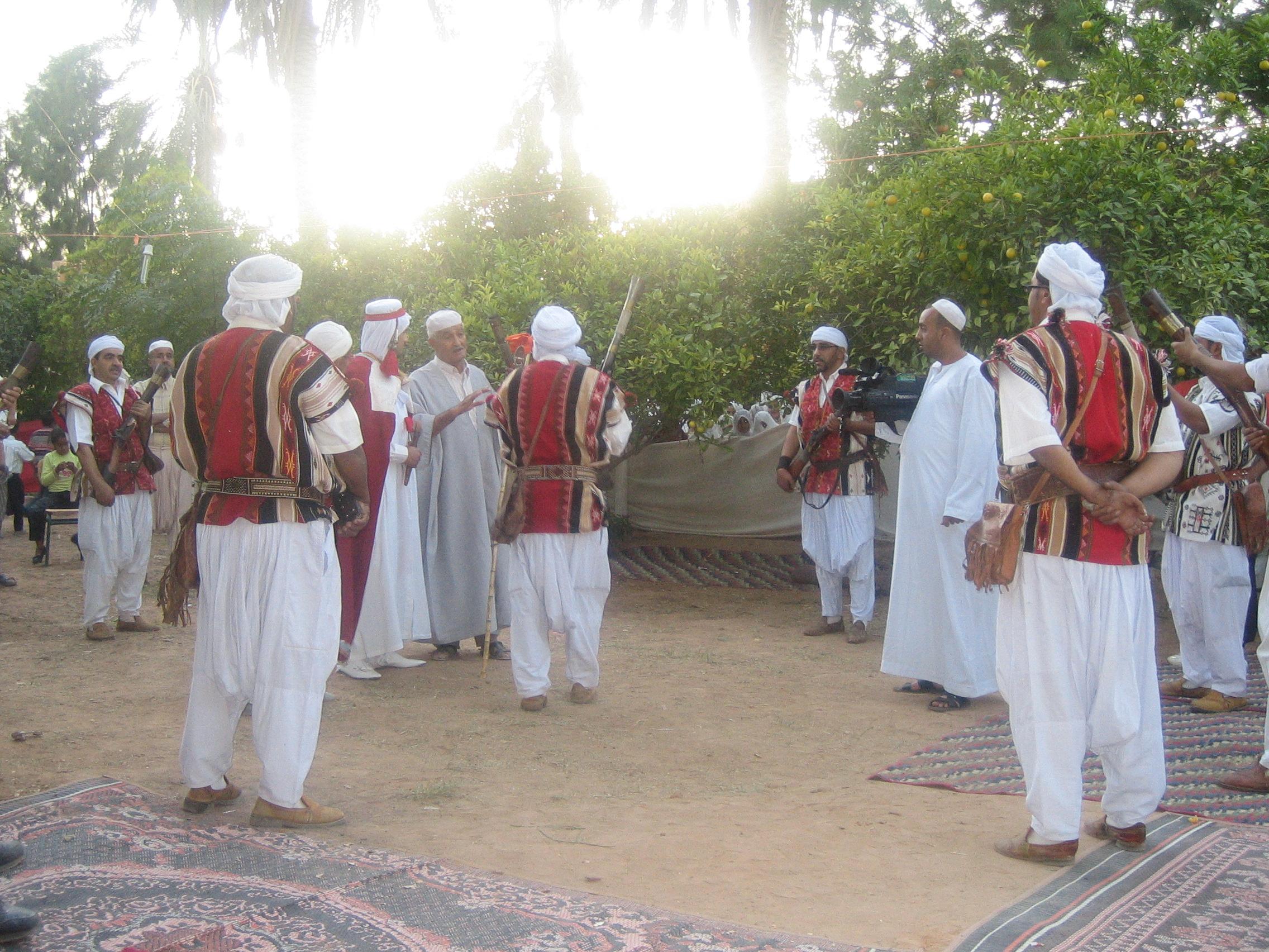 Fête saharienne