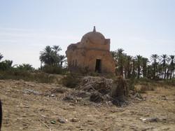 Tigdidine tombeau marabout