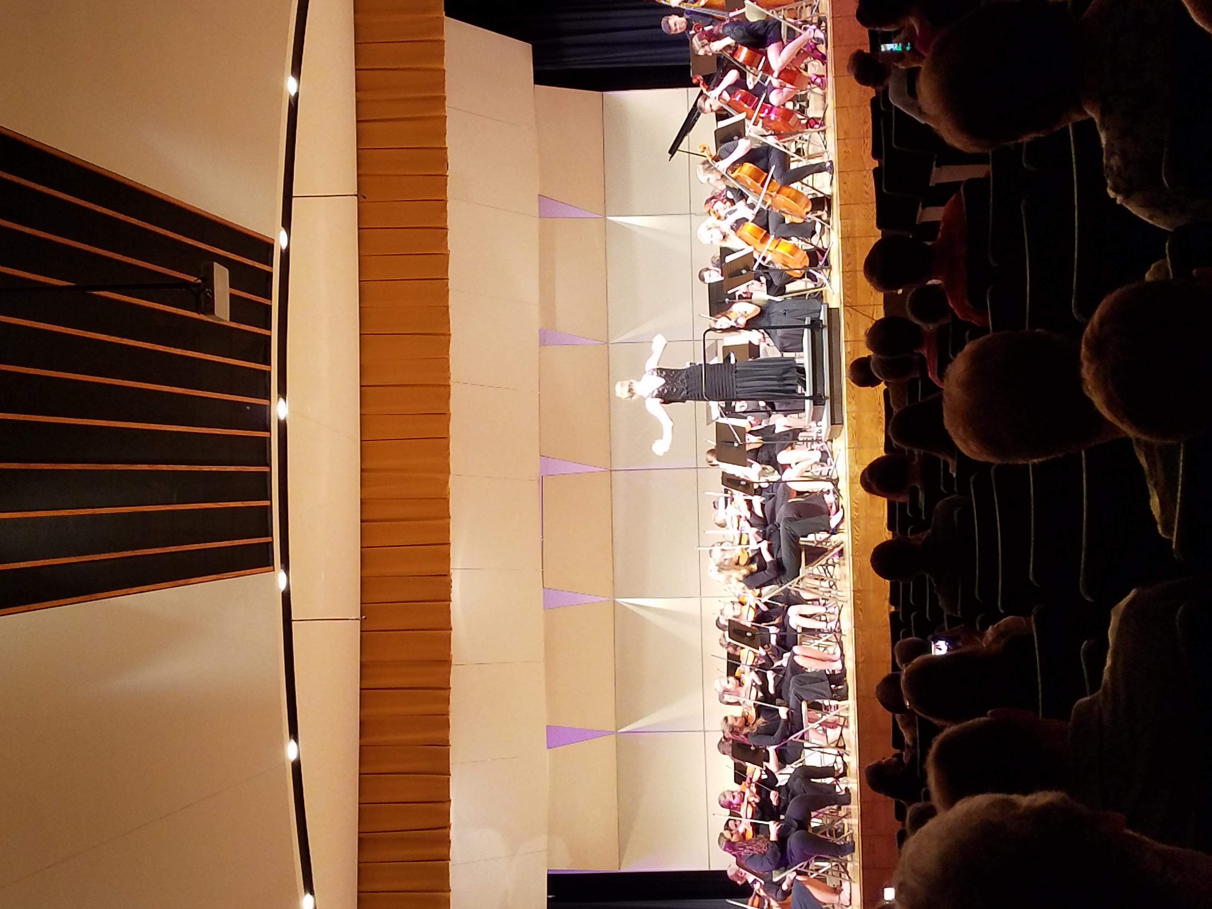 Butler Senior High Orchestra