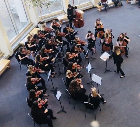 SHS Orchestra at Great Lakes