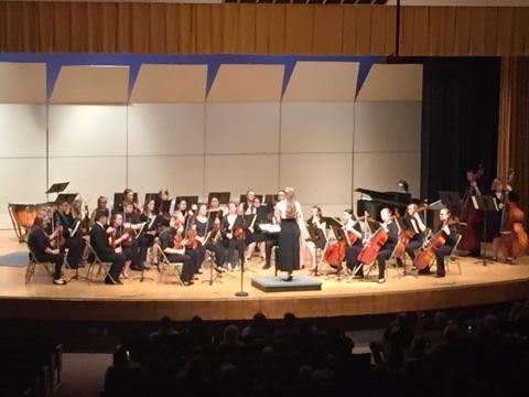 2016 SHS Spring Orchestra Concert