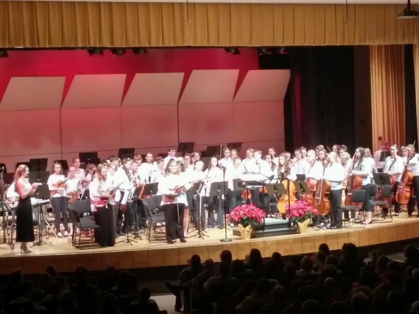2015 IHS Winter Concert