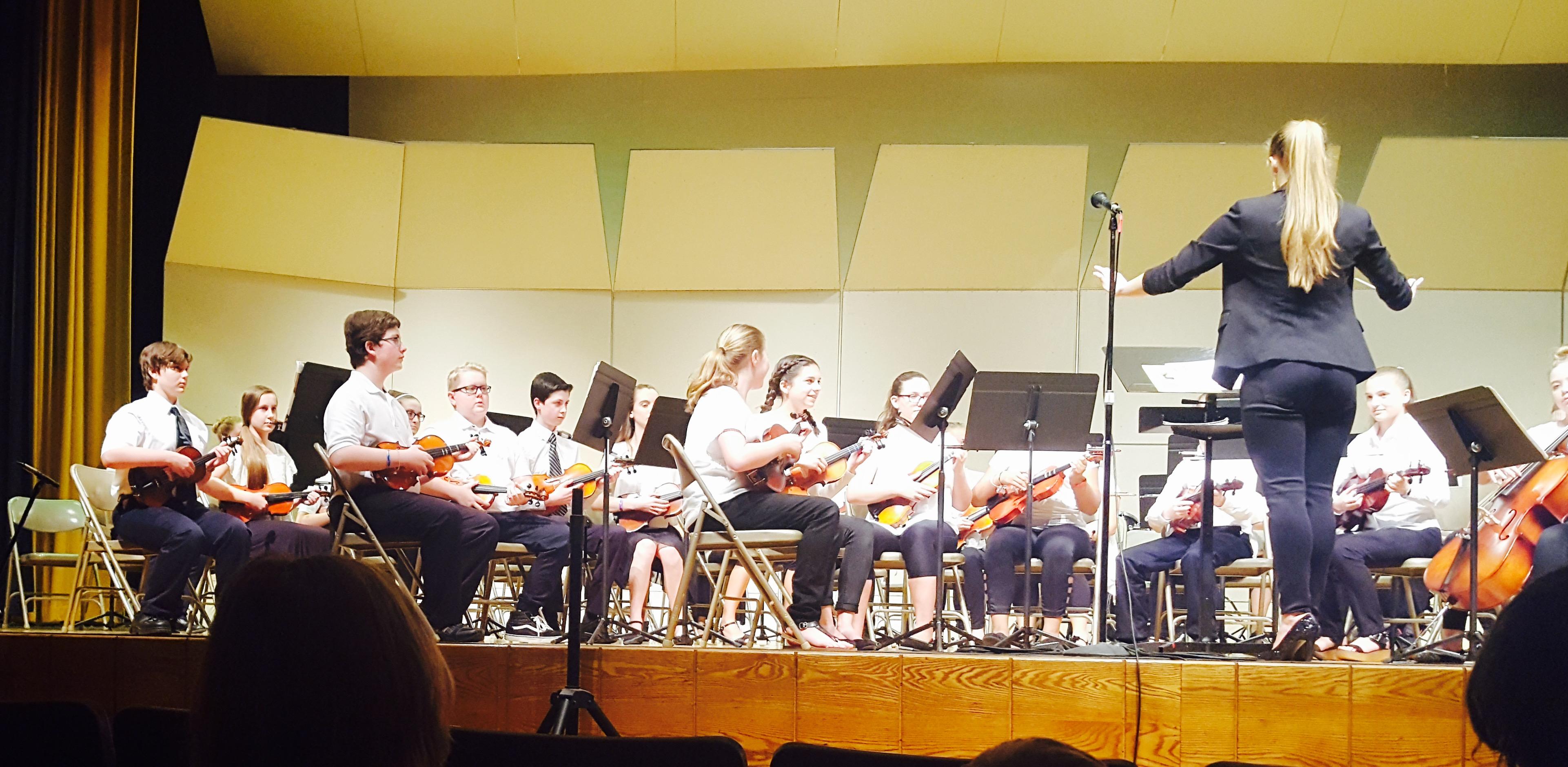 7th Grade Orchestra