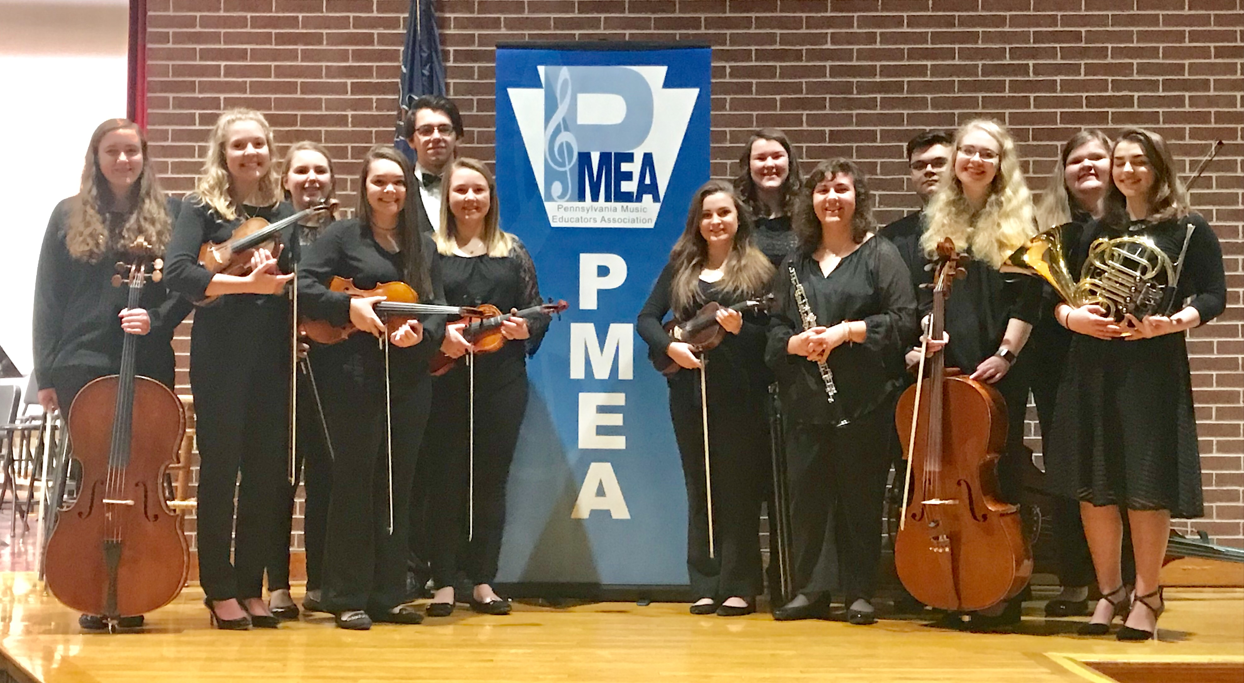 District Orchestra 2018