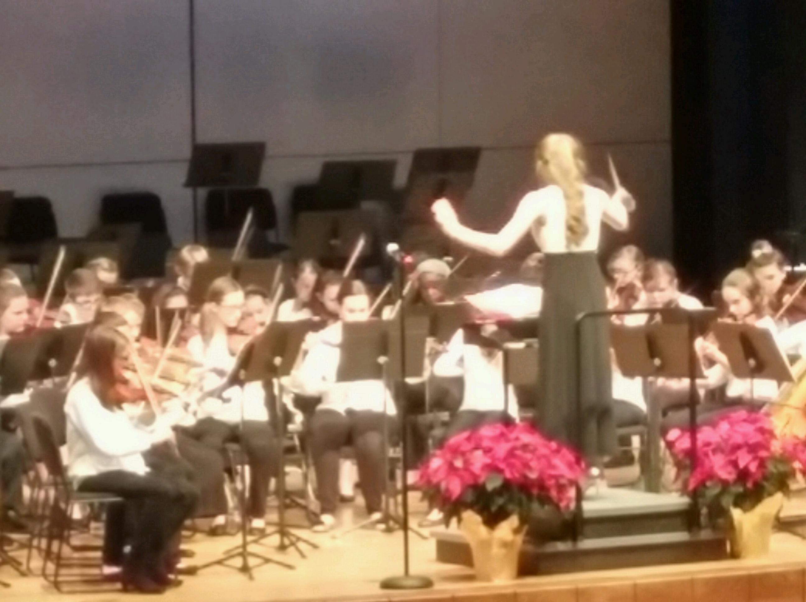 2015 Butler IHS Winter Concert