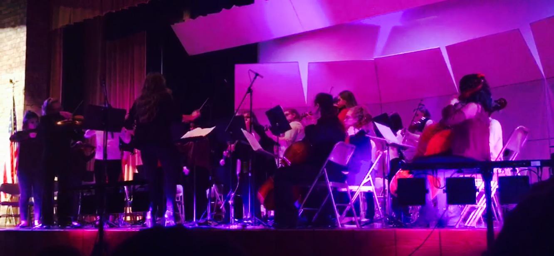 Butler Rock Orchestra - Purple Haze