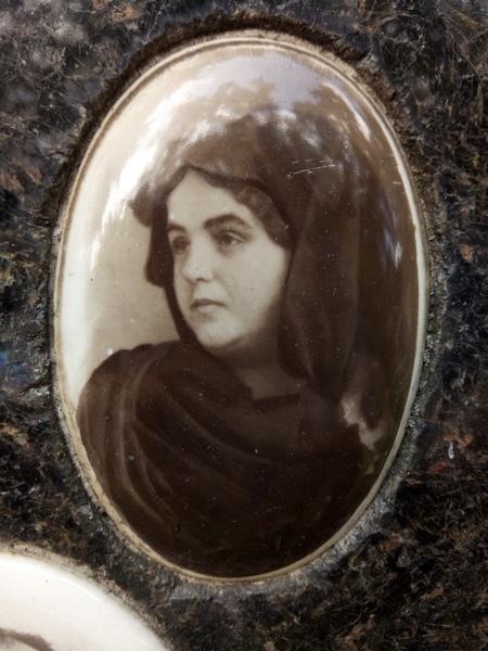 Донское. Фаня.1889-1956