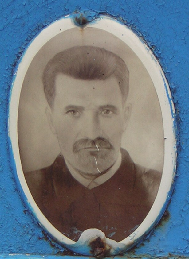 Кладбище села Обуховка