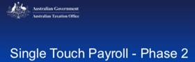 SingleTouch Payroll - Phase 2 (STP2)