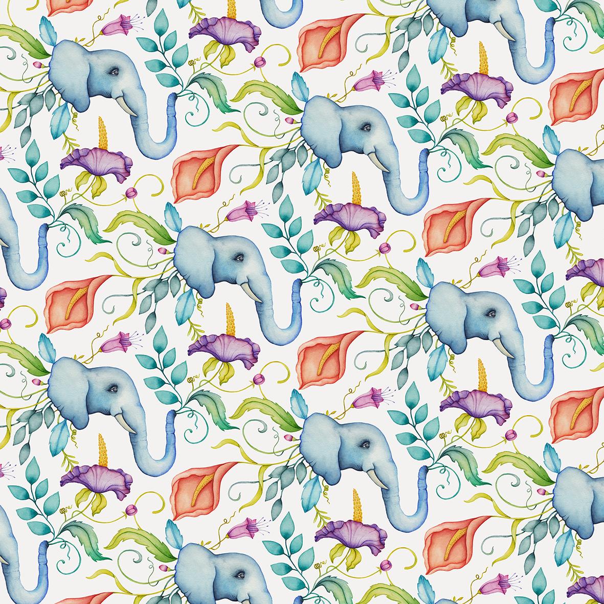 Atado de Hierbas - Elefante