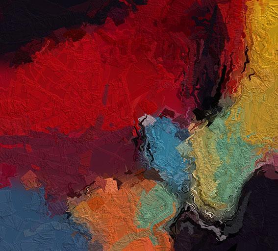 Abstracción #7