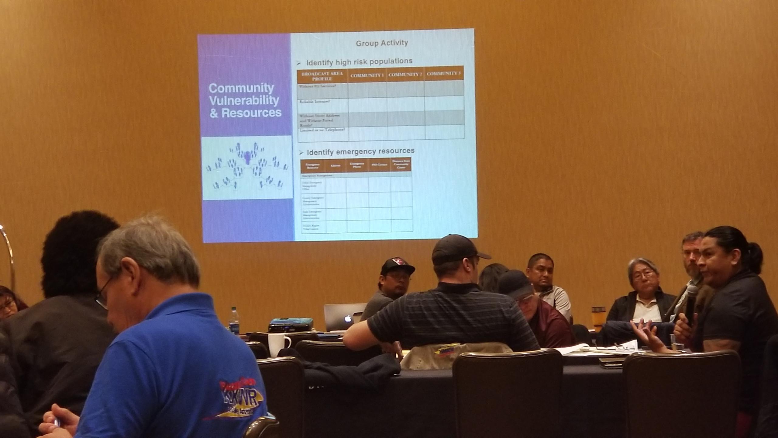 NPM Emergency Communications Training