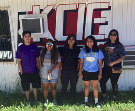 KCIE Radio Youth Program Grows Its Own Management