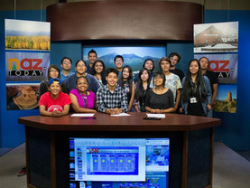 7th Annual Andy Harvey Native American Broadcast Workshop Seeks Student Applicants