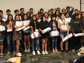 Native High School Students Complete Broadcasting and Journalism Workshop
