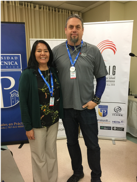 Native Public Media Attends the North American School of Internet Governance